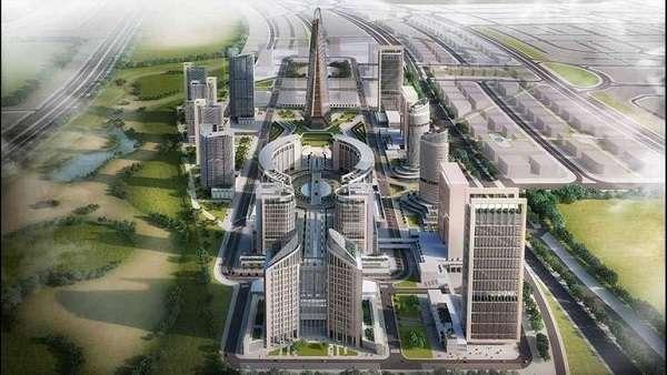 طرق العاصمة الاداريه الجديده