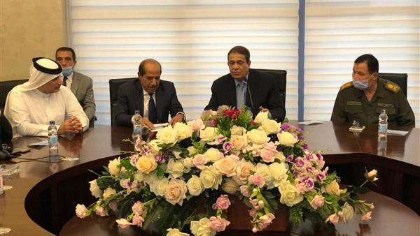 """العاصمة الإدارية تبرم اتفاقية مع """"بيئة للحلول المتكاملة"""" لتدوير النفايات لمدة 15 عاما"""