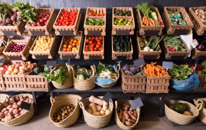 بداية - أسعار الخضروات والفاكهه بالسوقاليوم
